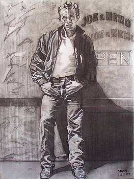 James Dean by Sean Connolly