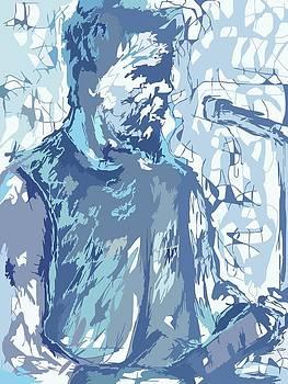 James Hetfield by Conceptual Canny