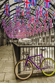 James's Bike by Matthew Bruce
