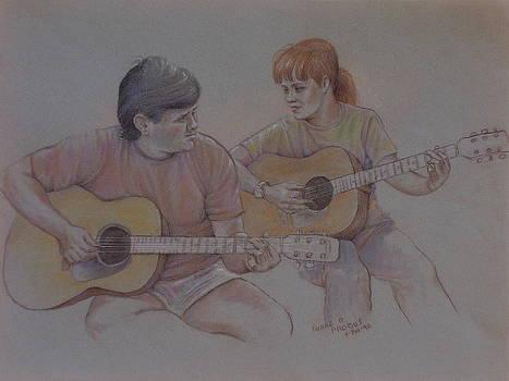Jamin by Duane R Probus