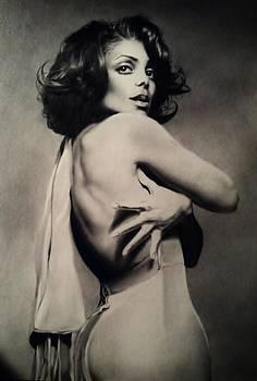 Janet Jackson by Carl Baker