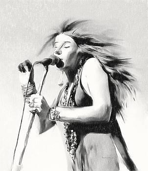 Angela A Stanton - Janis Joplin