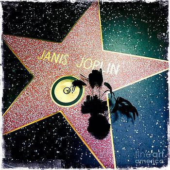 Janis Joplin by Nina Prommer