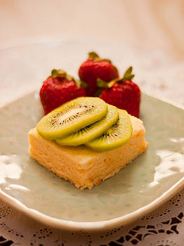 Japanese Cheesecake by Kid's Play