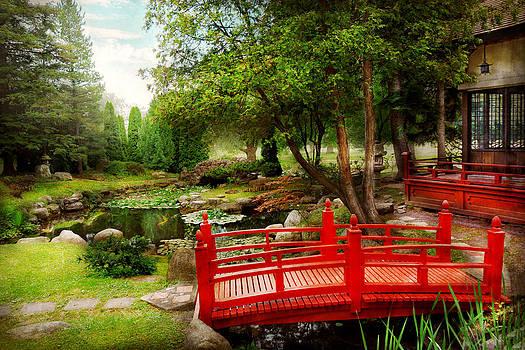 Mike Savad - Japanese - Harmony and Nature
