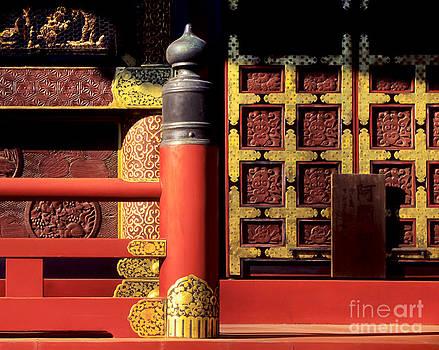 Tim Hester - Japanese Temple Detail