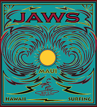 Larry Butterworth - JAWS HAWAII SURFING