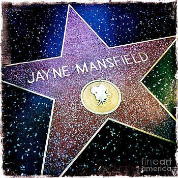 Jayne Mansfield star by Nina Prommer