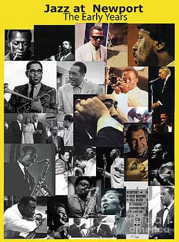 Jazz at Newport by Robert  Suggs