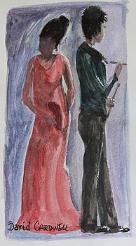 Jazz Club by David Cardwell