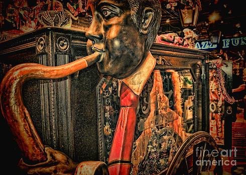 Kathleen K Parker - Jazz Funeral New Orleans Vintage