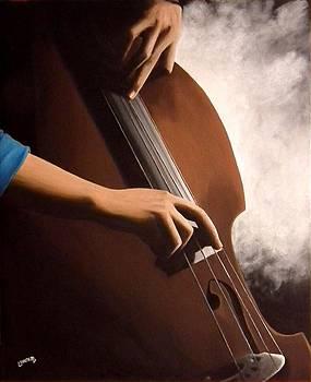 Jazz I by Lisbeth M Sandvik