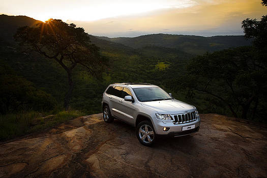 Jeep Grand Cherokee by George Schmahl