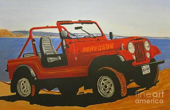 John Malone - Jeep Renegade