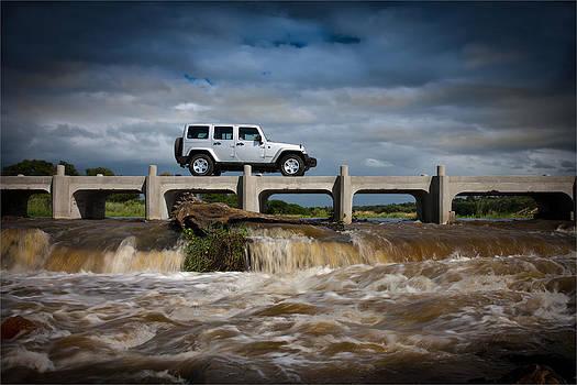 Jeep Wrangler Sahara by George Schmahl