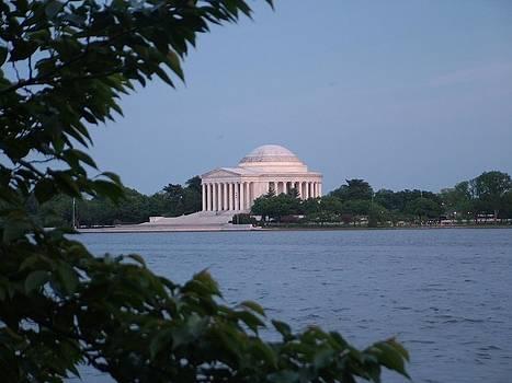 Jefferson Memorial by Geoffrey McLean