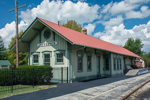 Jefferson Station by Guy Whiteley