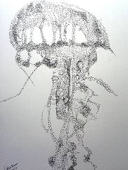 Jellyfish by Dalene Turner
