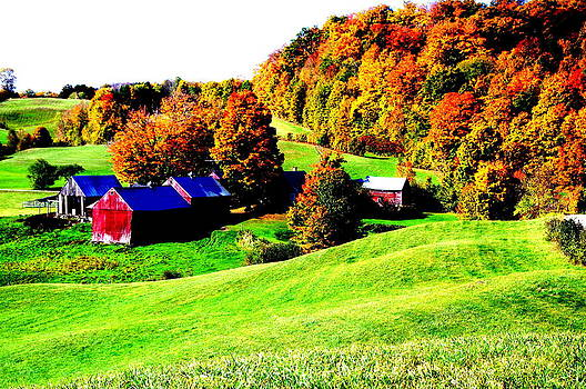 Jenne Farm 2 by James Reynolds