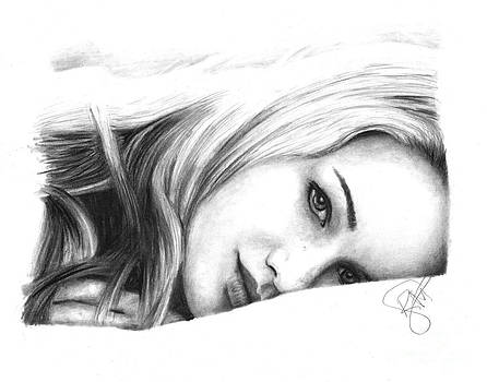 Jennifer Lawrence 2 by Rosalinda Markle