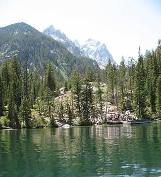 Jenny Lake by Shawn Hughes