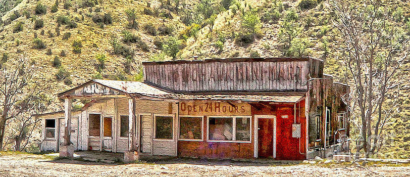 Gregory Dyer - Jerome Arizona - General Store