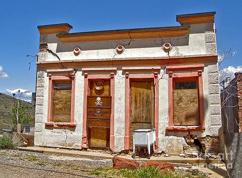 Gregory Dyer - Jerome Arizona - Miner Shack
