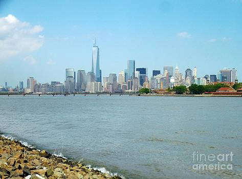 Jersey from Liberty Park by Robin Coaker