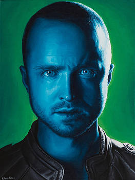 Jesse Pinkman by Ellen Patton
