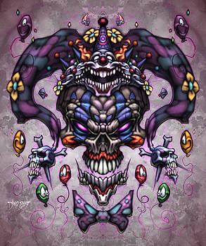 Jester God by David Bollt