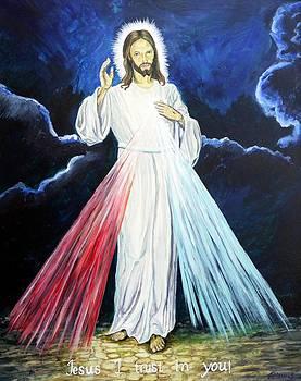 Jesus by Anthony Morales