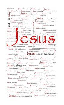 Jesus in Spanish by Terrilee Walton-Smith