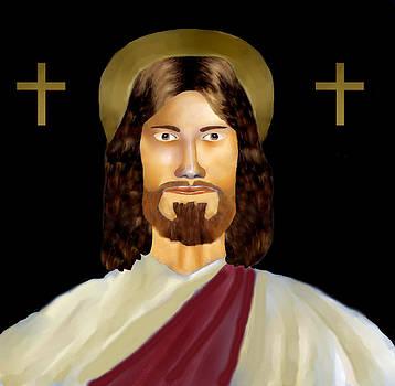 Jesus by Larry Cirigliano