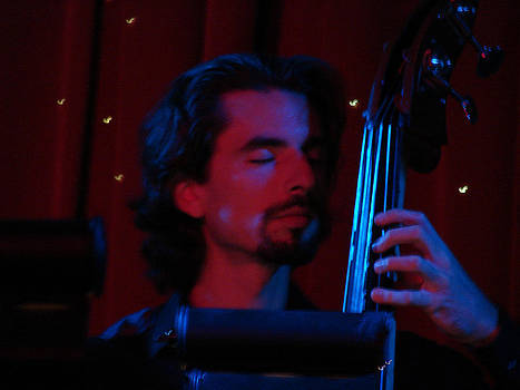Jesus on the Bass by Dana Patterson
