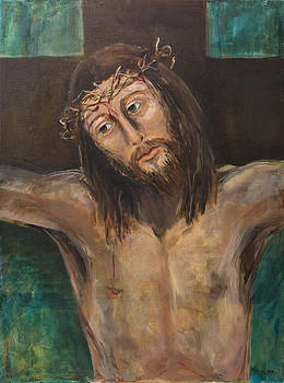 May Ling Yong - Jesus on the Cross