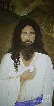 Jesus by Teresa Grace Mock