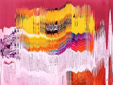 Anne-Elizabeth Whiteway - Jigger Jagger Abstract Delights