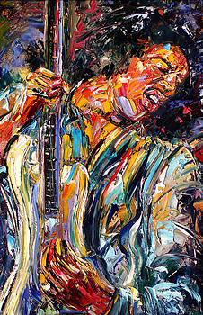 Jimi by Debra Hurd