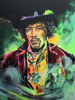 Jimi by Lucia Hoogervorst
