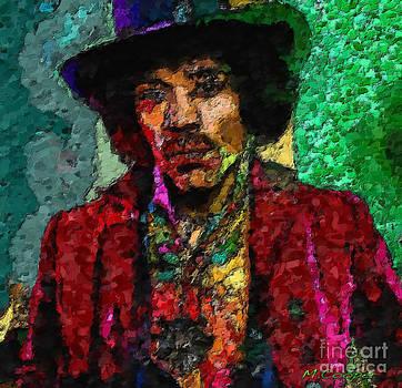Jimi Oil by Max Cooper
