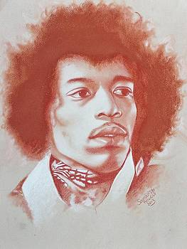 Jimi by Samantha Howell