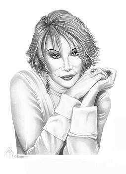 Joan Rivers by Murphy Elliott