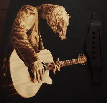 Joe Bonamassa Guitar by Freddy  Smith