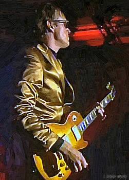 Joe Bonamassa In Montreux by J Morgan Massey