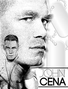 John Cena by Anibal Diaz