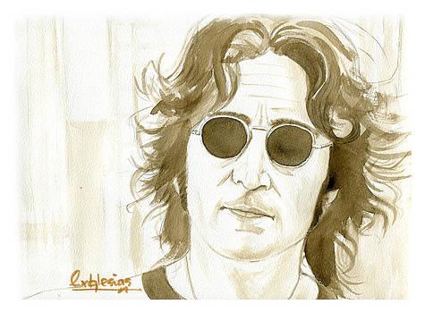 John Lennon by David Iglesias