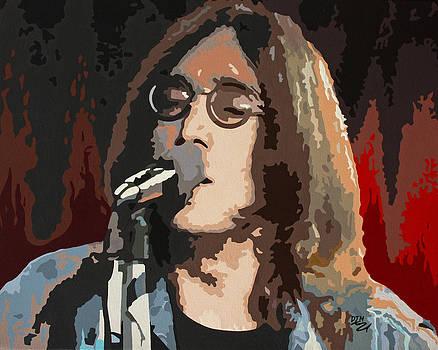 John Lennon by Dennis Nadeau