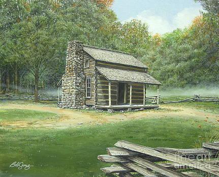 John Oliver Cabin by Bob  George
