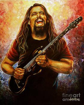 John Petrucci by Tylir Wisdom