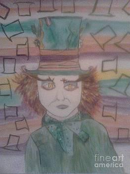 Johnny Dep by Amelia Rodriguez